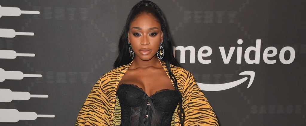 Normani Stunned in Lingerie at Rihanna's Savage x Fenty Show