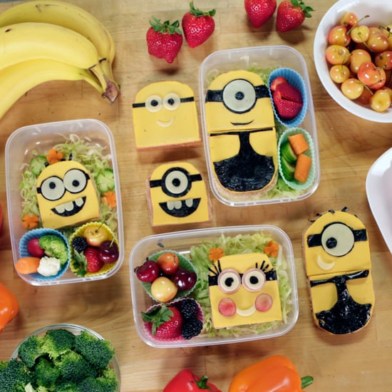 How to Make a Minions Bento Box