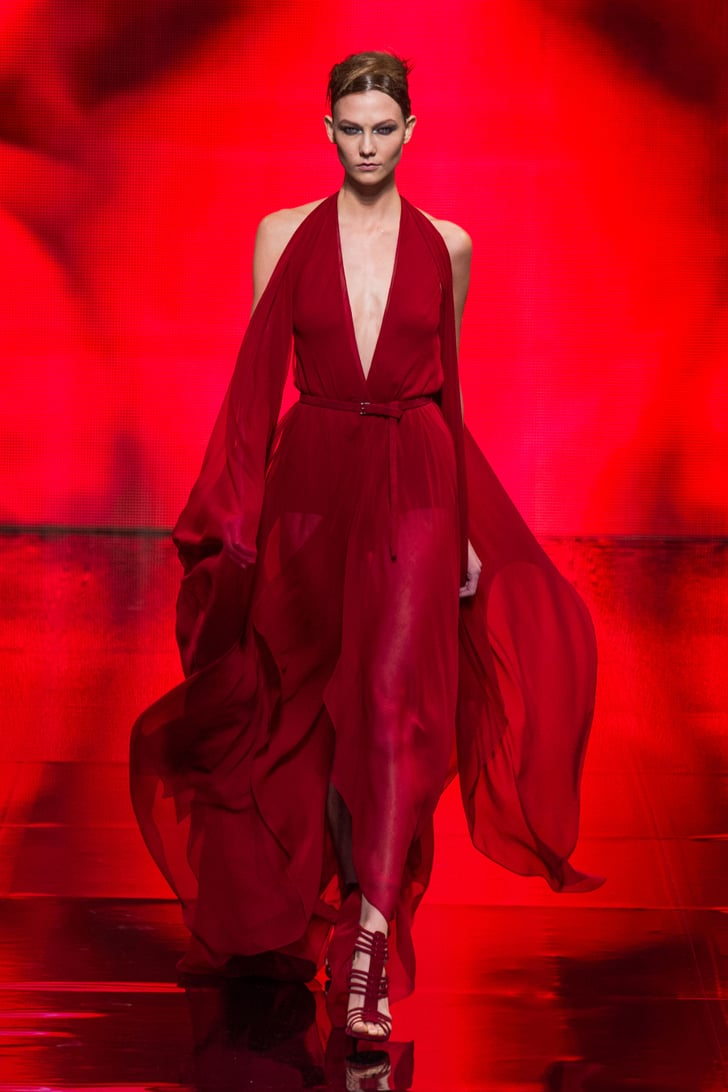 Donna karan new york fall 2014 the prettiest dresses and for Donna karen new york