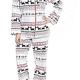 BedHead Scottie Fair Isle Flannel Classic Pajamas ($130)
