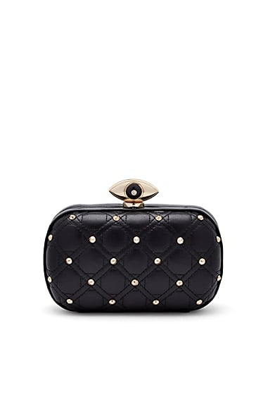 DVF Evil Eye Quilted Clutch ($398)