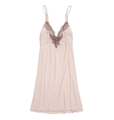 Nothing like a True & Co. Honeydew Chemise ($45) to make the receiver feel sexy, pretty, and the epitome of feminine.