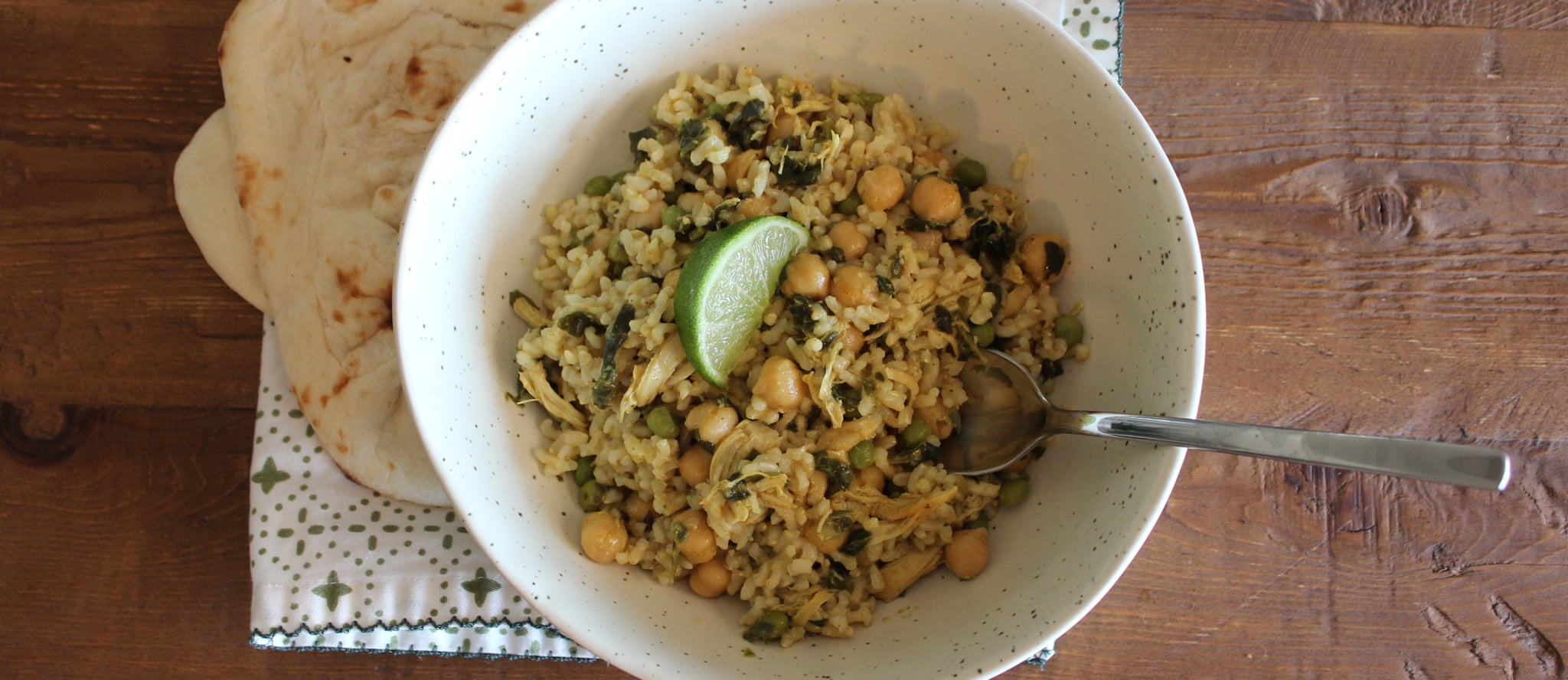 Instant Pot Chicken Curry Recipe | POPSUGAR Food