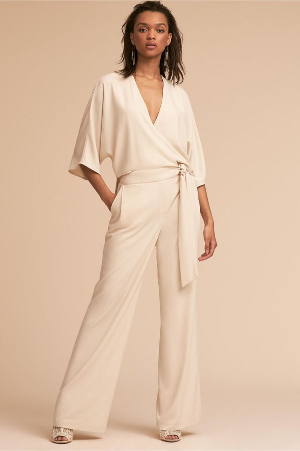 2018 Bridal Jumpsuit