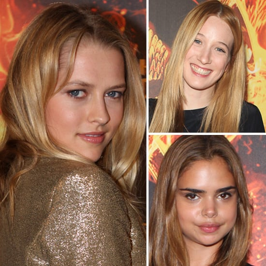 The Hunger Games Sydney Premiere