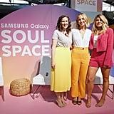 Alisa Vitti, Lindsey Simcik, and Krista Williams