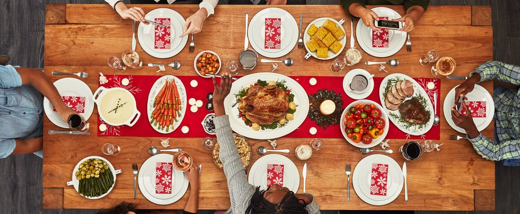 What Not to Say to People Who Are Dieting During Holidays