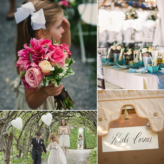 Wedding Ideas For Kids: Ideas For Kids At Weddings
