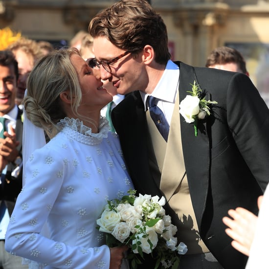 Ellie Goulding and Caspar Jopling Married