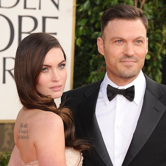 Megan Fox Pregnant Expecting Second Child Brian Austin Green