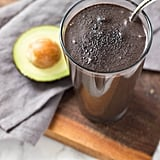 Brownie Protein Avocado Shake