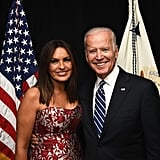 She and Joe Biden Have Worked Together on and Off Screen