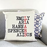 Printed Cushion ($9)