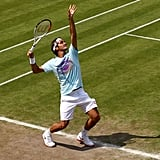 Coming off the heels of his win at Wimbledon, Roger Federer is the one to beat.