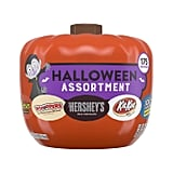 Hershey's Snack Size Halloween Assortment Pumpkin Bowl