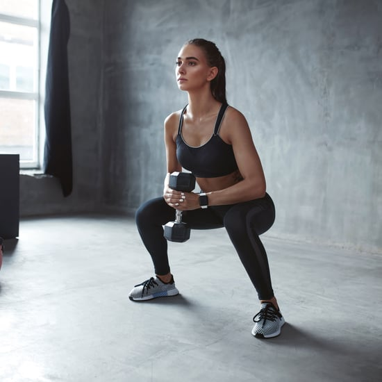 At-Home Upper Body Bodyweight and Dumbbell Exercises
