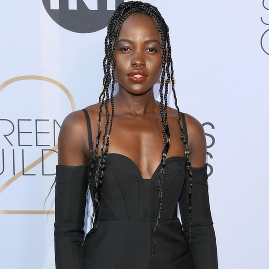 Lupita Nyong'o Talks About Taylor Swift's Music 2019