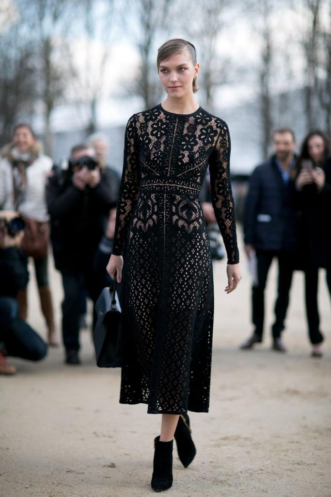 Day 5 Paris Fashion Week Street Style Fall 2016 Popsugar Fashion Photo 257