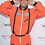 Terrence Jenkins as an Astronaut