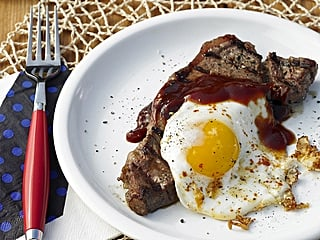 Food network recipe for grilled steak and eggs with beer and im not much of a steak and eggs girl in the morning but dinner is a different story entirely earlier this week i laid eyes on this recipe for grilled forumfinder Gallery