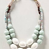 Anthropologie Bonny Pastel Necklace ($48)