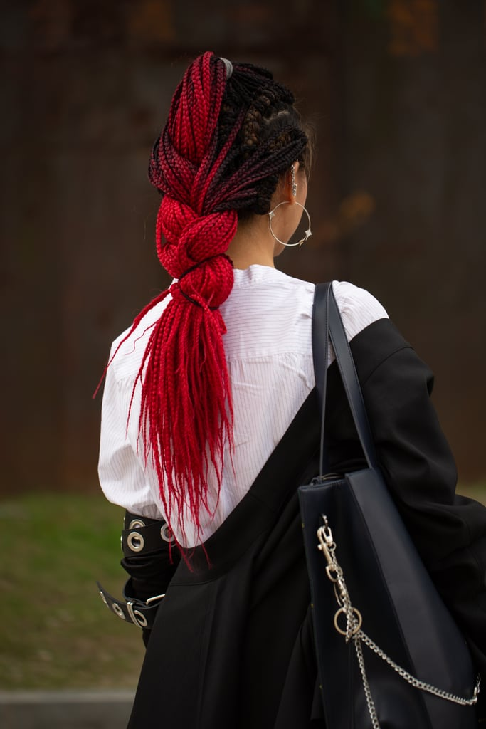 """""""Drenched"""" Hair Color Trend: Your Ends"""