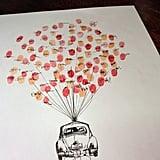 Fingerprint Balloons