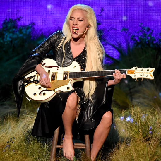 Lady Gaga's 2016 American Music Awards Performance