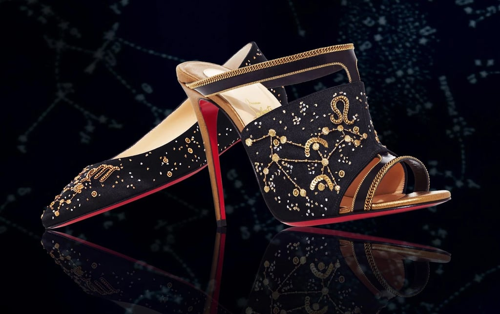 Your Horoscope Says: Buy These Christian Louboutin Zodiac Shoes ASAP