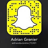 Adrian Grenier: adrianducontra