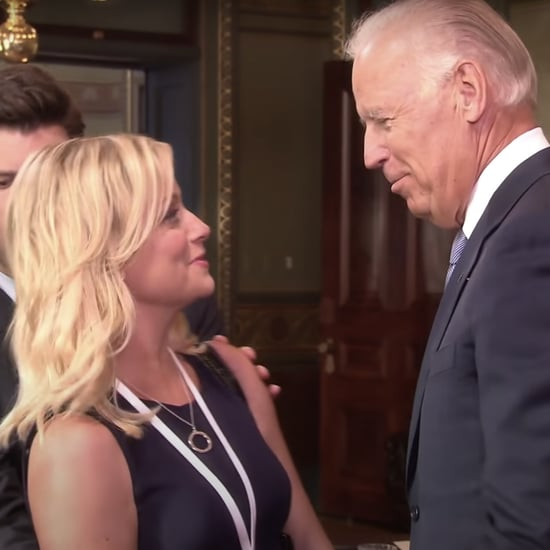 Watch President Joe Biden on Parks and Recreation | Video