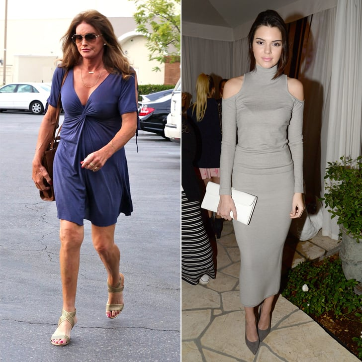 Caitlyn and Kendall Jenner Will Make You Want to Try This New Trend