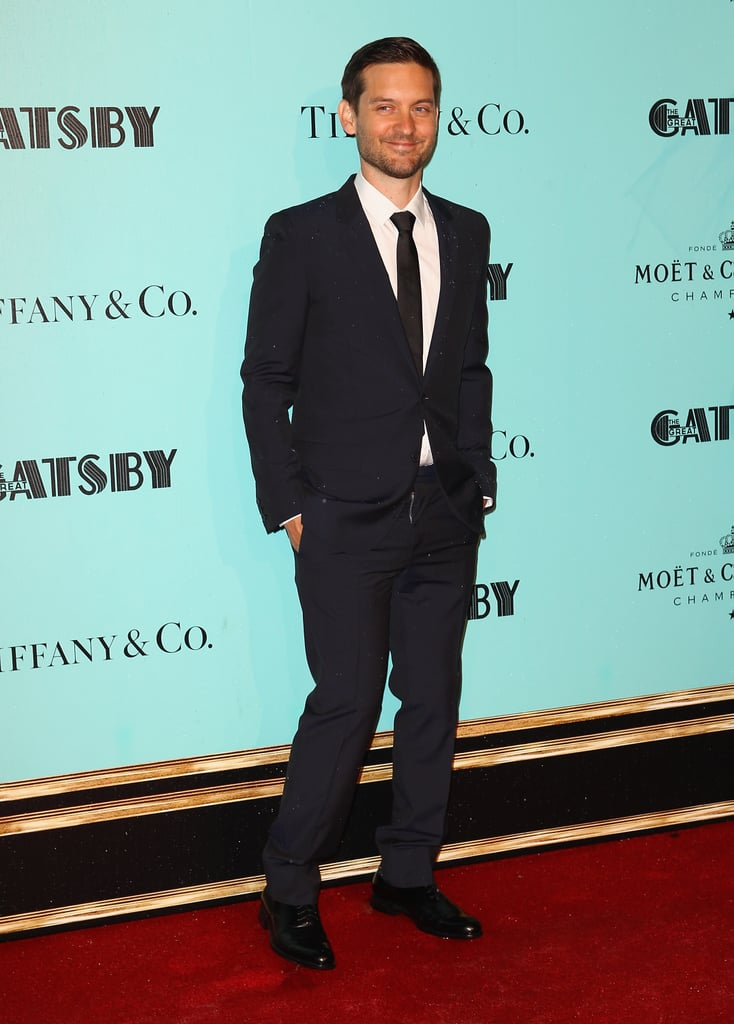 Carey and Tobey Get Wet Debuting Gatsby Down Under