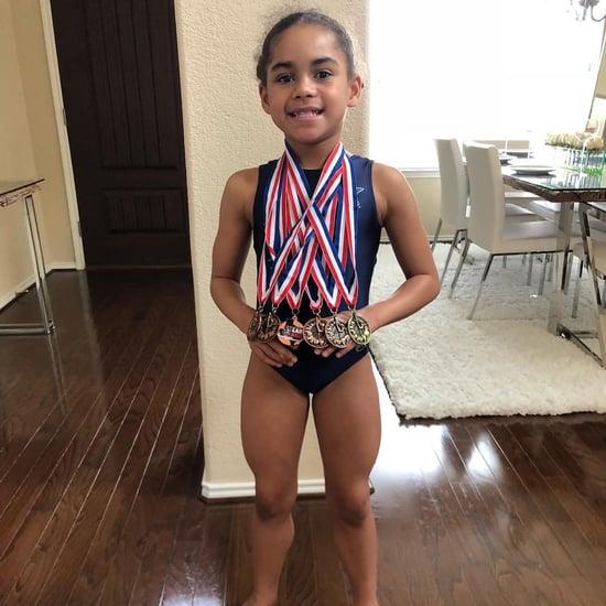 Motivating 7-Year-Old Gymnast