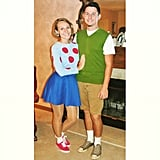 Doug and Patti Mayonnaise: The Costume