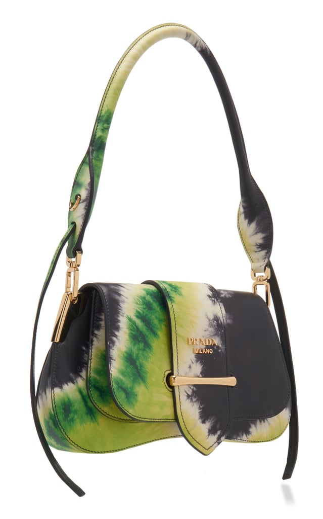 84d3d5ab83b81c Prada Pattina Tie-Dye Leather Shoulder Bag | How to Wear Tie-Dye ...