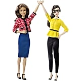 Barbie President and Vice President Dolls ($25)