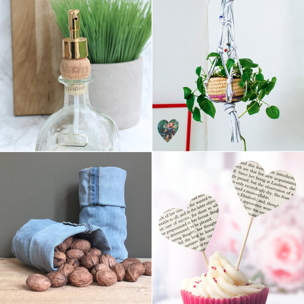 25 Diy Decorating Projects That You Are Inspired To Do: Cool Upcycling Projects