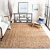 Grassmere 6x9 Hand-Woven Flatweave Natural Rug