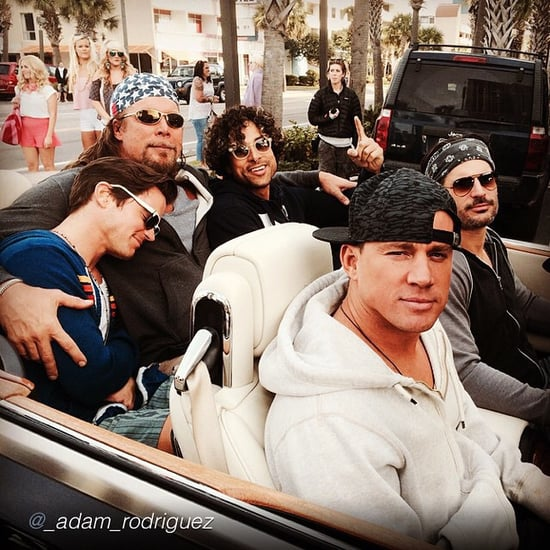 Magic Mike XXL Behind-the-Scenes Pictures