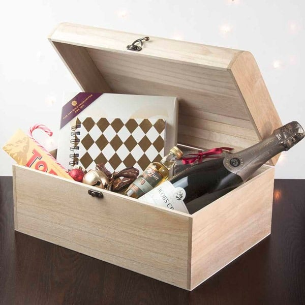 Christmas Eve Box Ideas For Grandparents