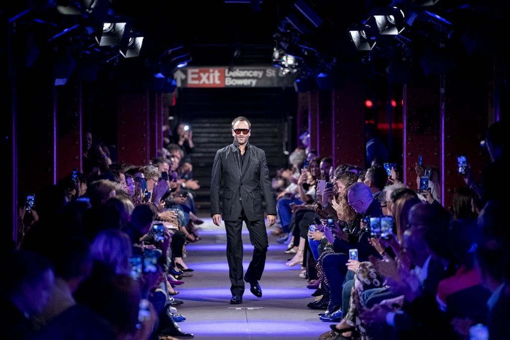 Tom Ford Spring Fashion Week Show Spring 2020