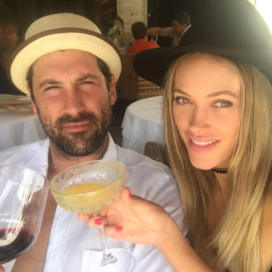 Maksim Chmerkovskiy and Peta Murgatroyd Honeymoon Pictures