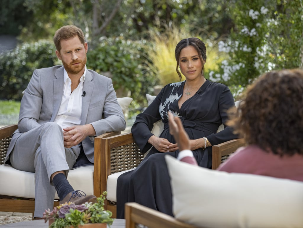 Watch Meghan Markle and Prince Harry Oprah Interview Teasers
