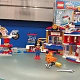 Lego Super Girls Wonder Woman Dorm