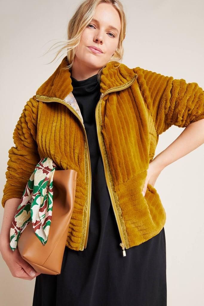 Natasha Faux Fur Jacket