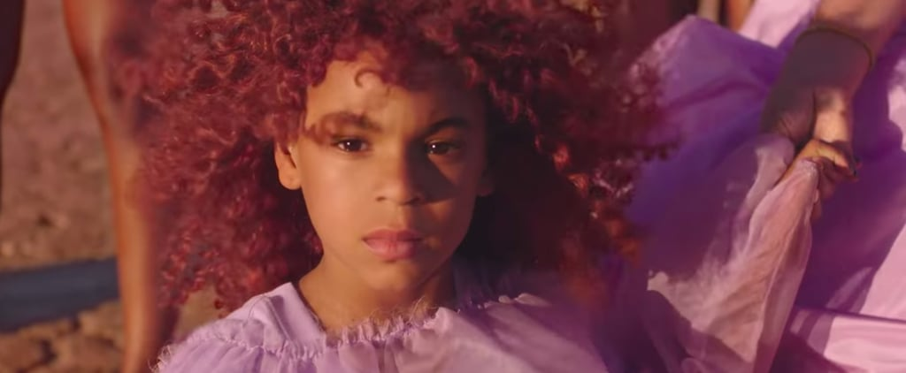 What Songs and Music Videos Has Blue Ivy Carter Been In?