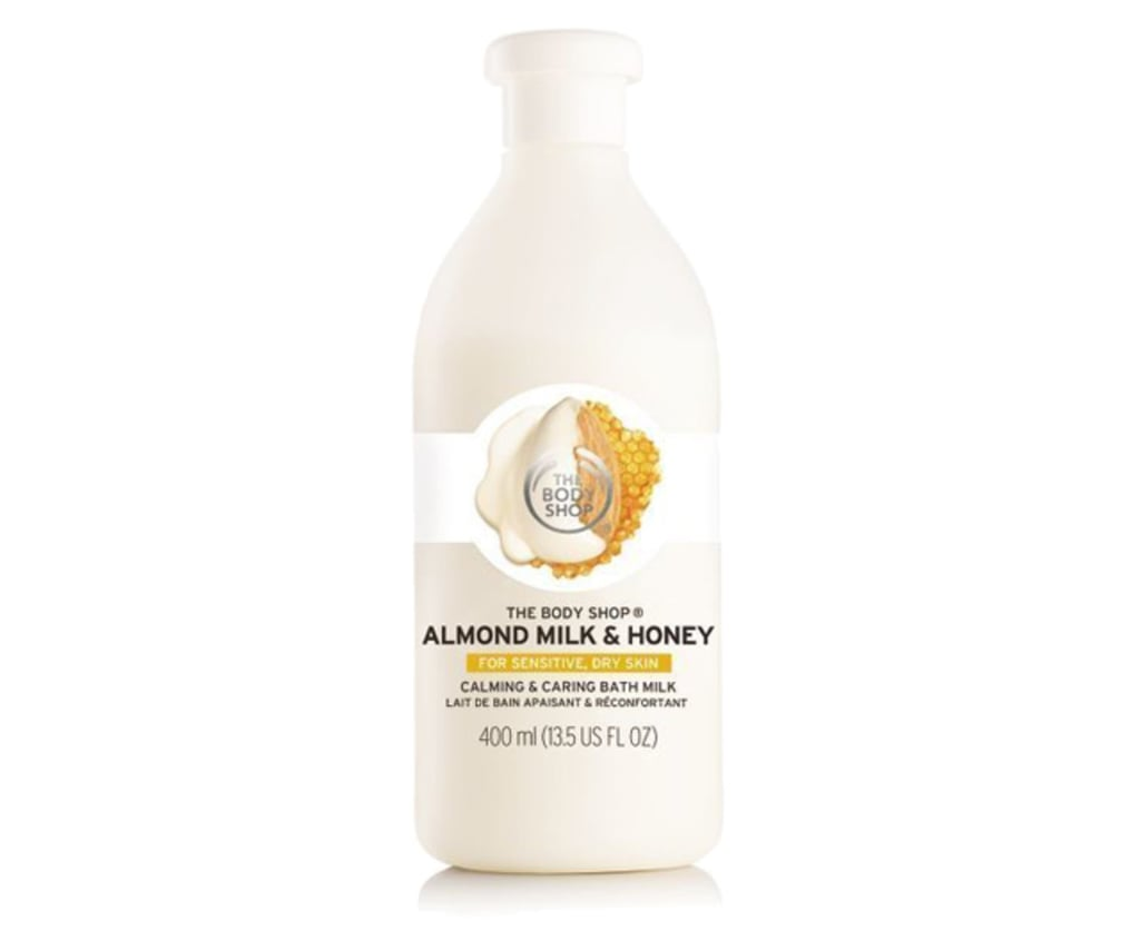 The Body Shop Almond Milk and Honey Bath Milk