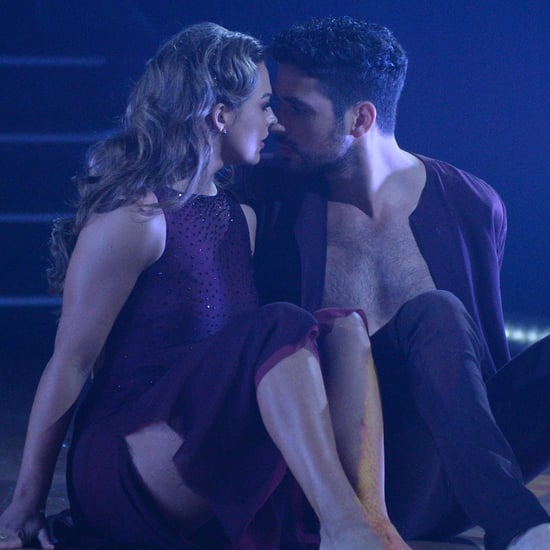 Hannah Brown Performance to Selena Gomez on DWTS Video