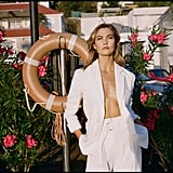 Karlie Kloss Predicted the White Pantsuit Trend Way Before It Started